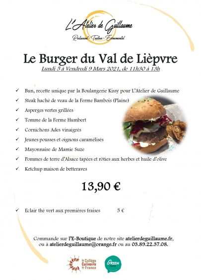 Burger de L'Atelier de Guillaume - Semaine du 5 au 9 Avril_pages-to-jpg-0001