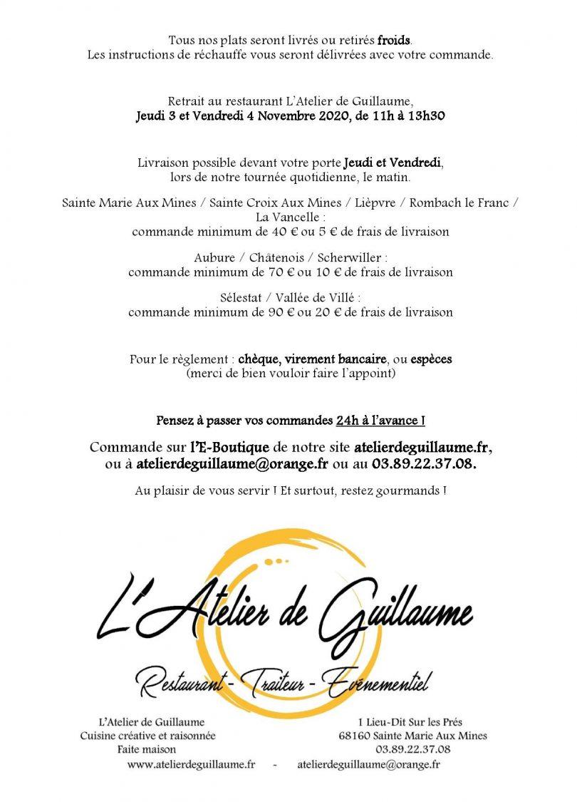 Plateau Gourmand du Jeudi 3 au Dimanche 6 Decembre-page-002